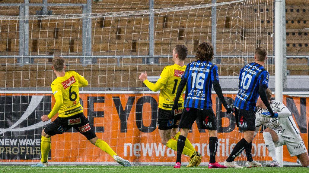 """HALVTIDSRAPPORT: """"Mjällby har fått matchen precis dit man vill"""""""