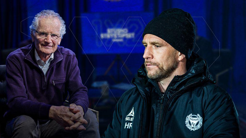 """Petersson om Rydström: """"En total motsats"""""""