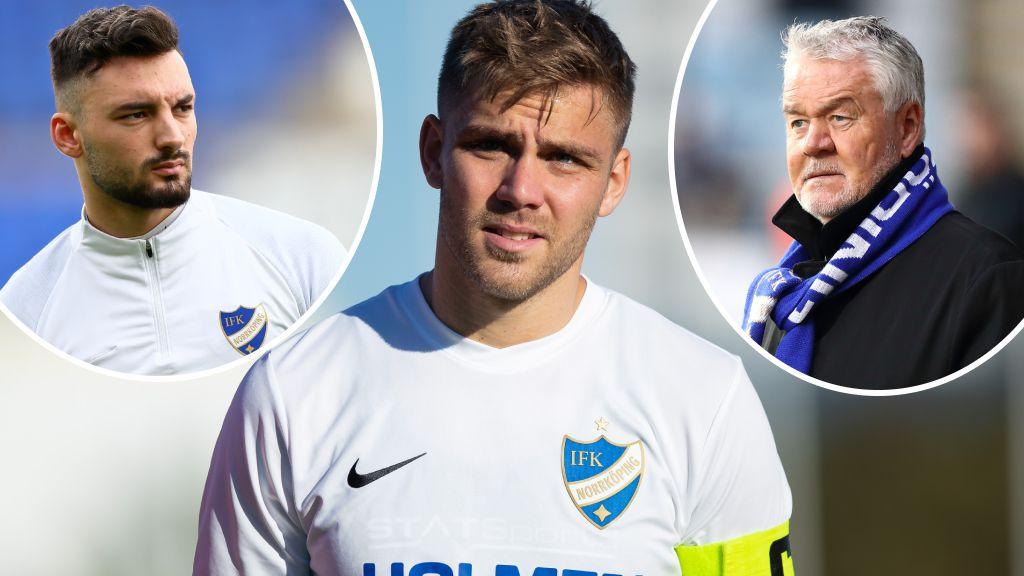"""IFK Norrköping: """"Norrköping ska vara i toppen, det är det ingen tvekan om"""""""