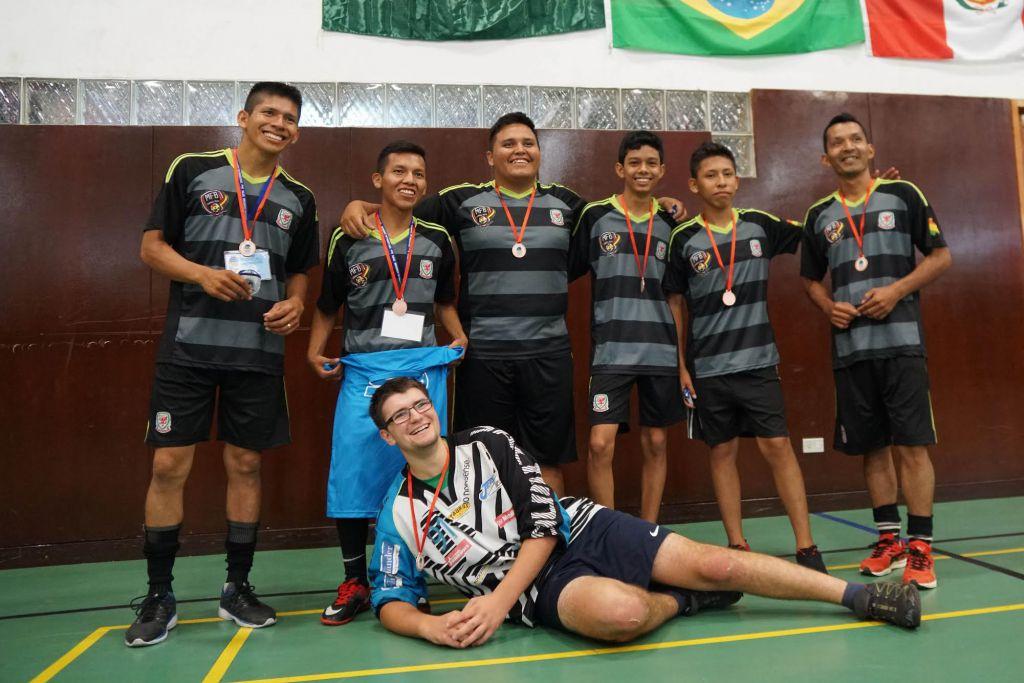 Bolivia slutade på fjärde plats i turneringen.