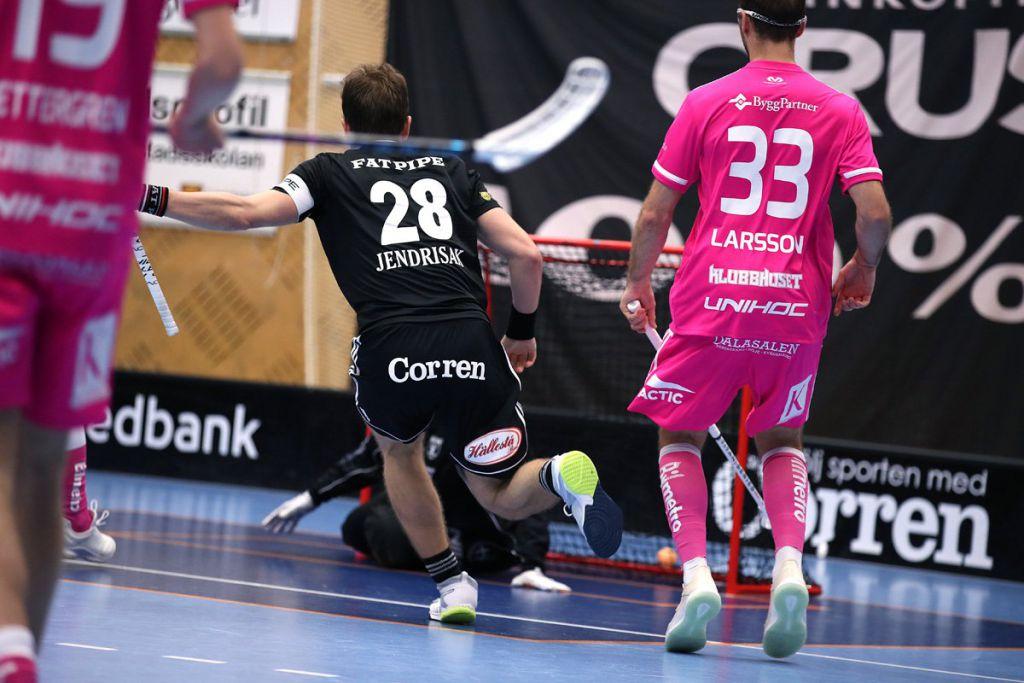 Linköpings chockstart mot Falun