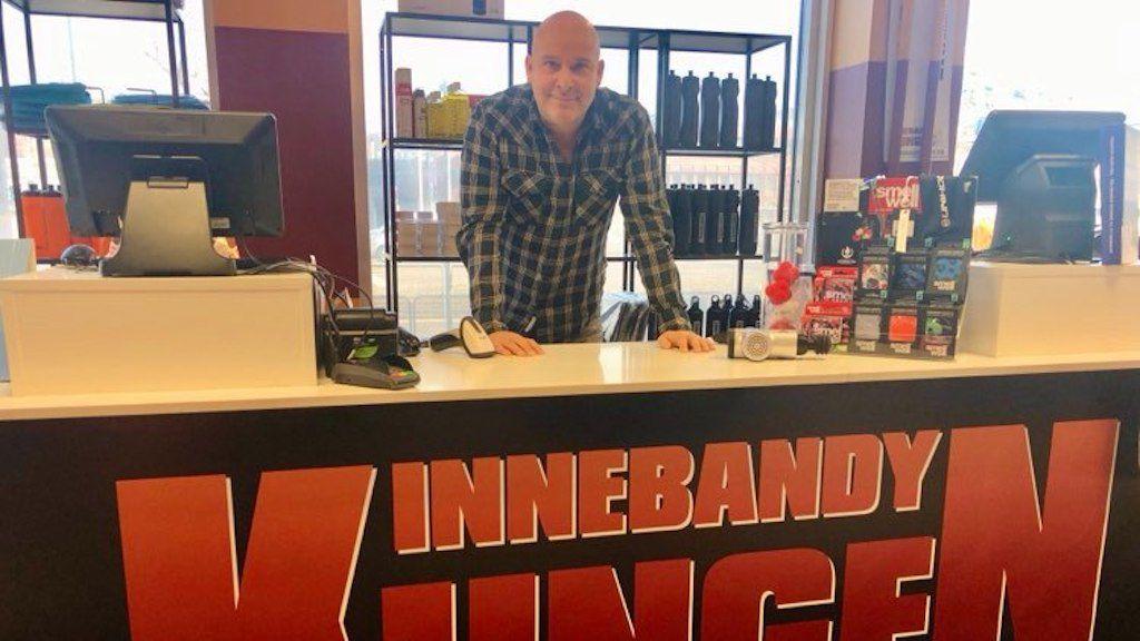 Innebandykungen växlar upp – ny butik i Umeå!