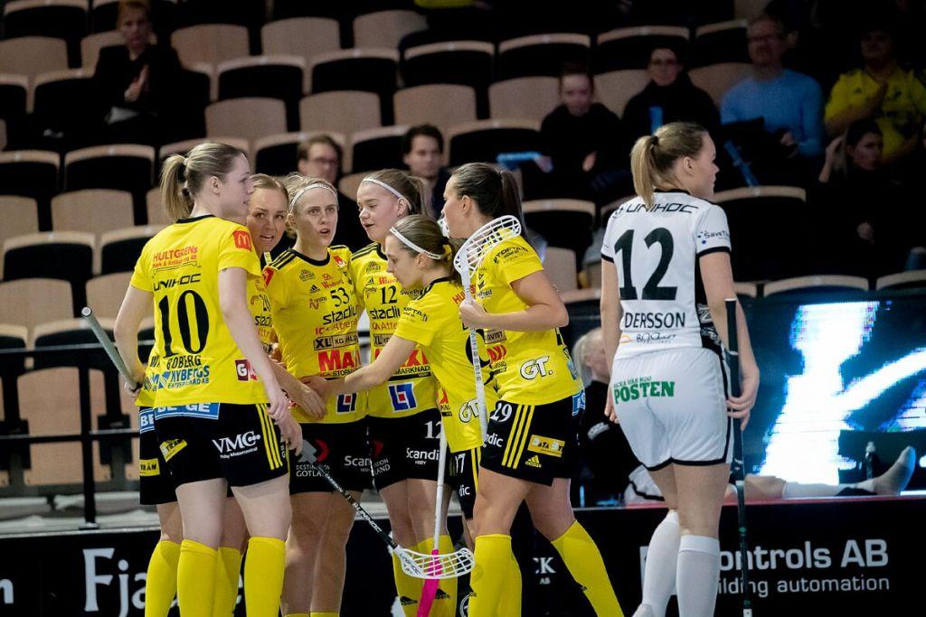Highlights: Endre-Nacka Wallenstam 7-2