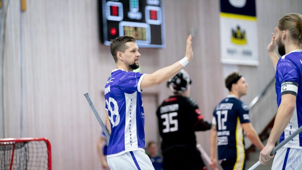 Allsvenska veteranen lägger klubban på hyllan