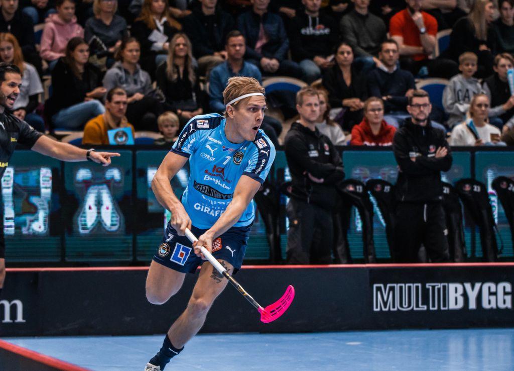 Två poäng för Höllviken trots Kim Nilsson-show