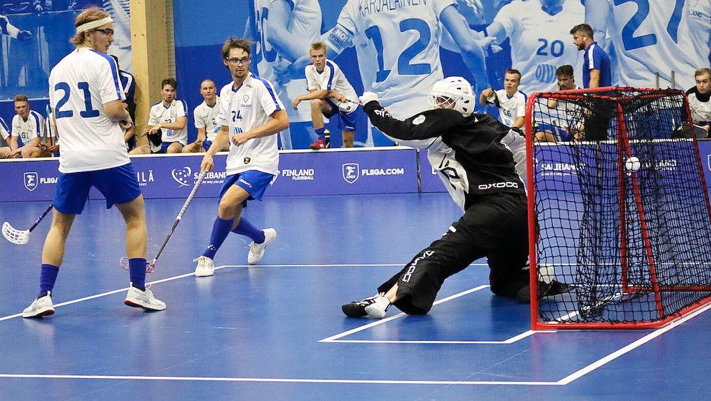 Highlights: Finland U19-Finland U23 5-3