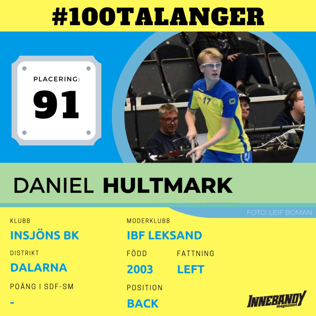 Daniel Hultmark