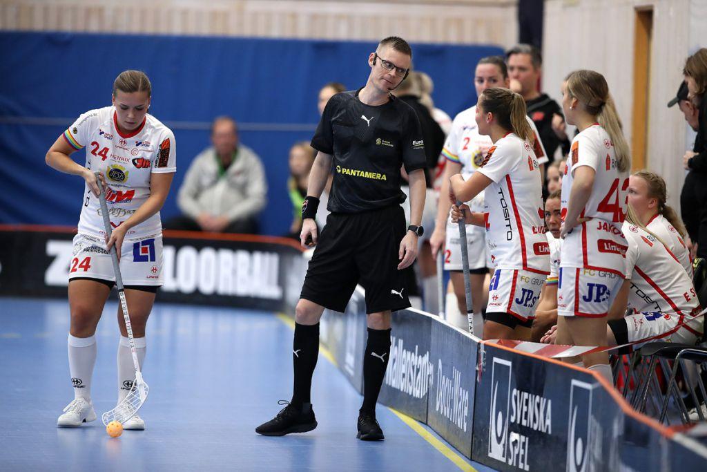 Jönköpingspelare anmäld till Juridiska Nämnden