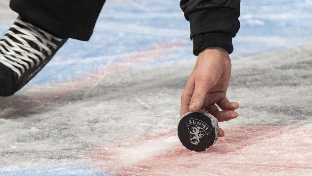 Ishockey-VM uppges följa innebandyn