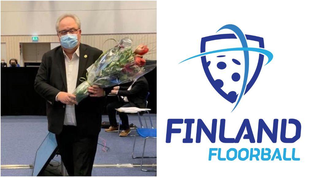 Finske förbundsbasen omvald på tre (!) år