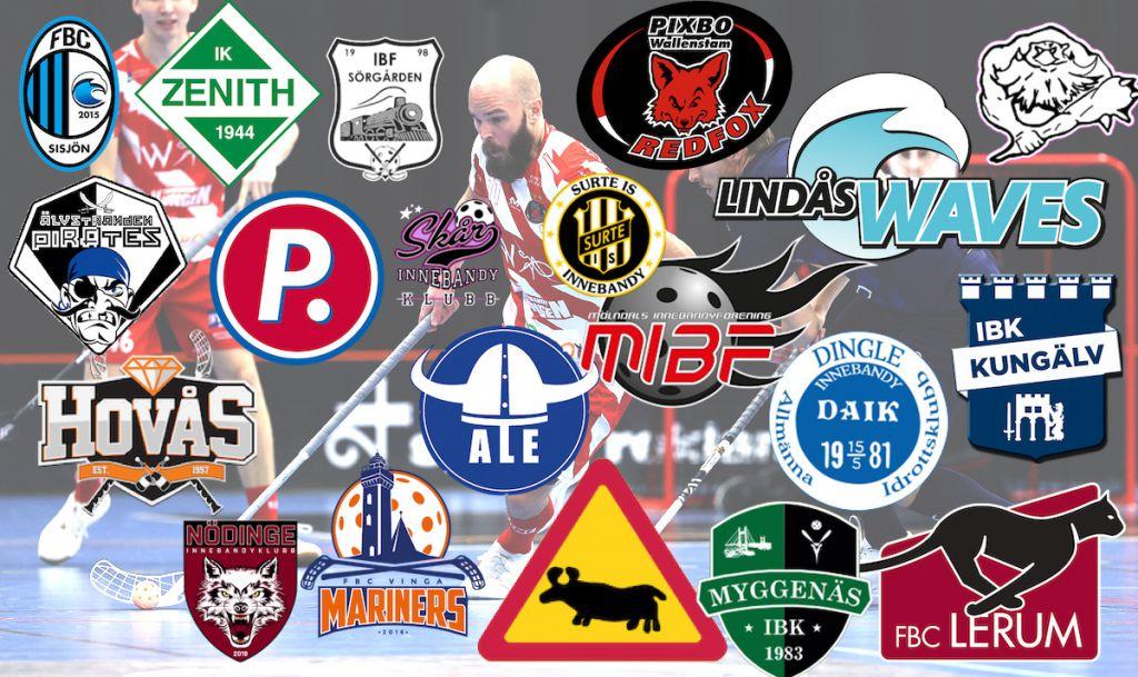 Västsvenska: Betyg på alla 47 klubbmärken