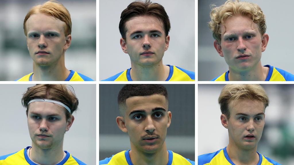 Bli expert på Sveriges trupp till U19-VM - spelare för spelare