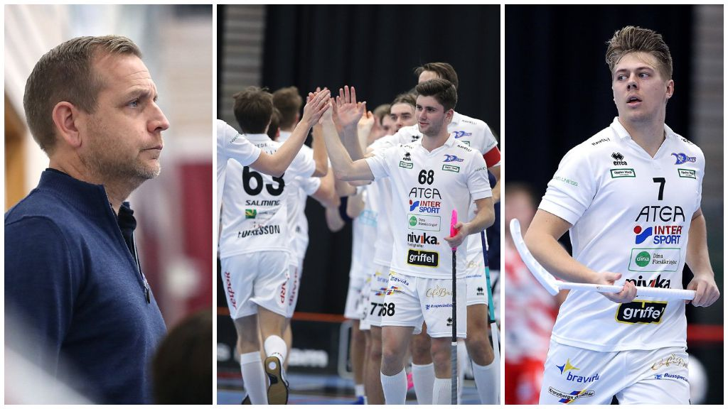 Han ska leda Växjö i jakten på ett historiskt SM-guld