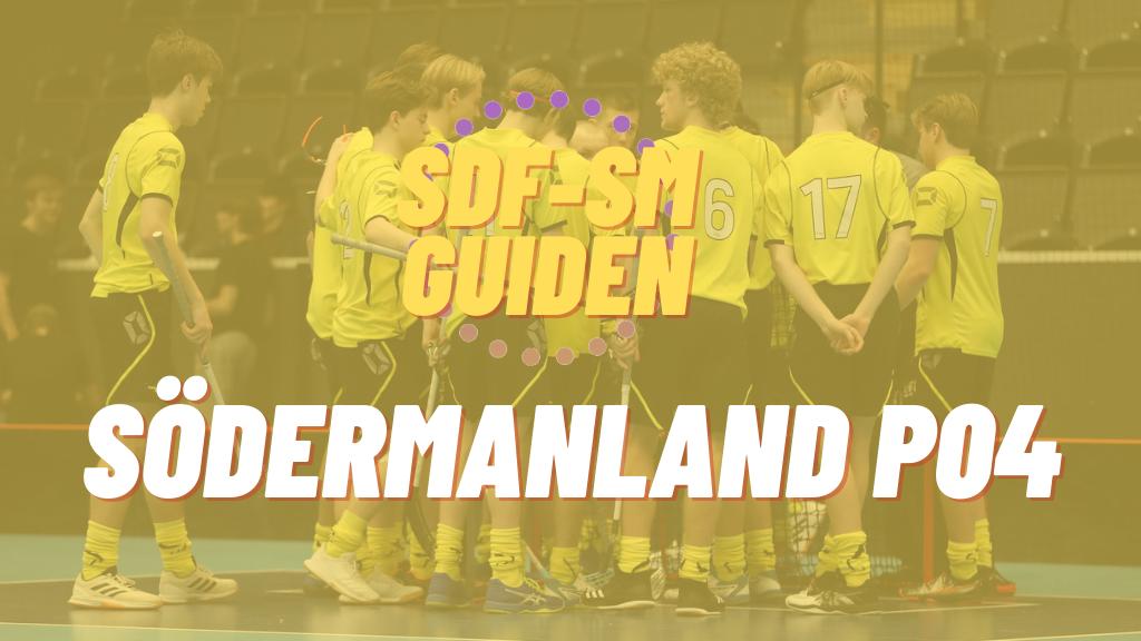 Södermanland P04: Så beskrivs alla spelare i distriktslaget