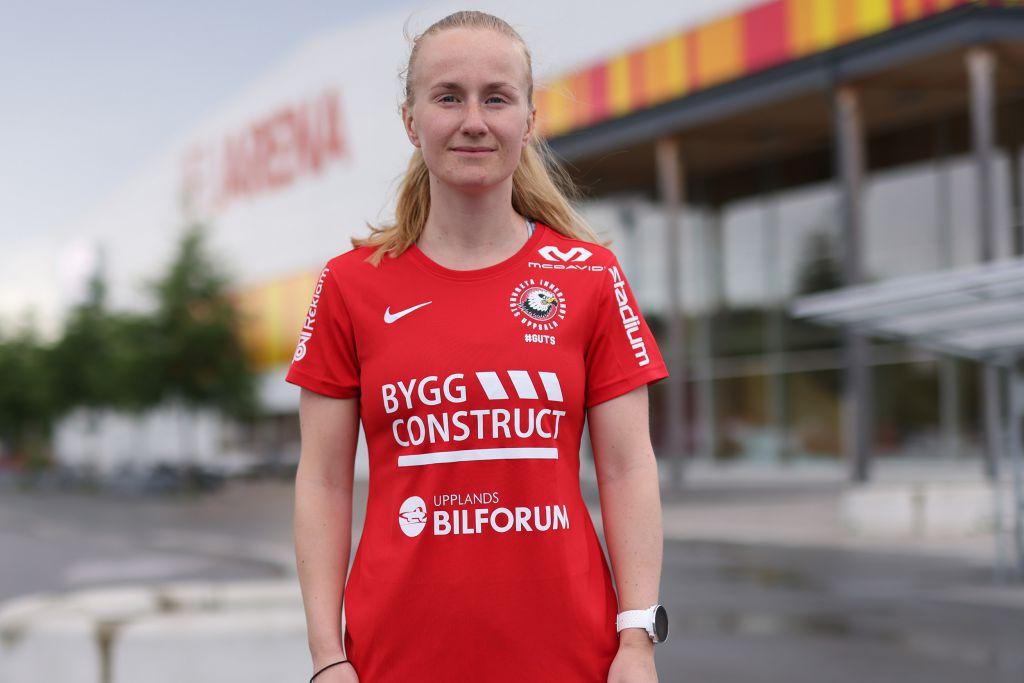 Maja Marklund.
