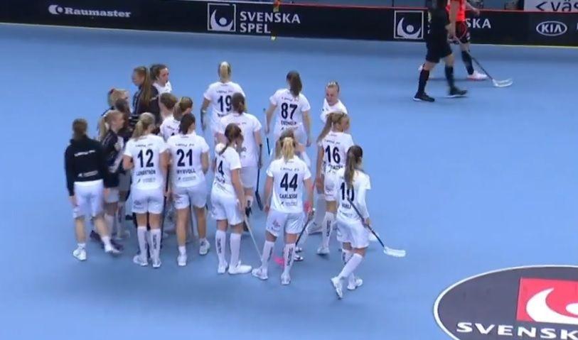 Highlights: Västerås Rönnby-Täby 2-4
