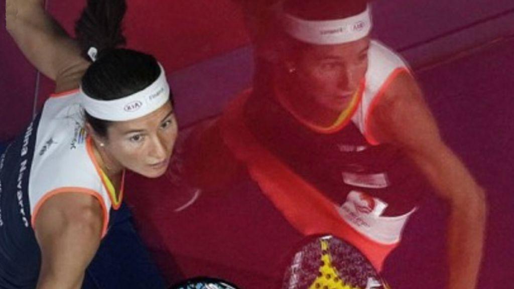 Spansksvenska Navarro Björk utslagen i semifinalen