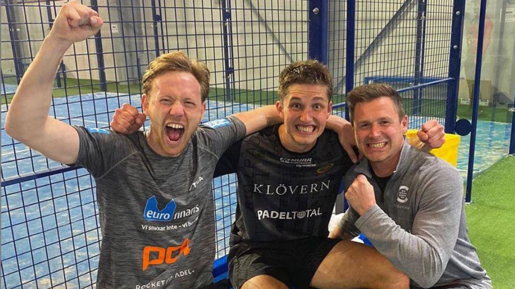 """Succé för Windahl/Knutsson — till Previa efter kross: """"Bästa vi gjort"""""""