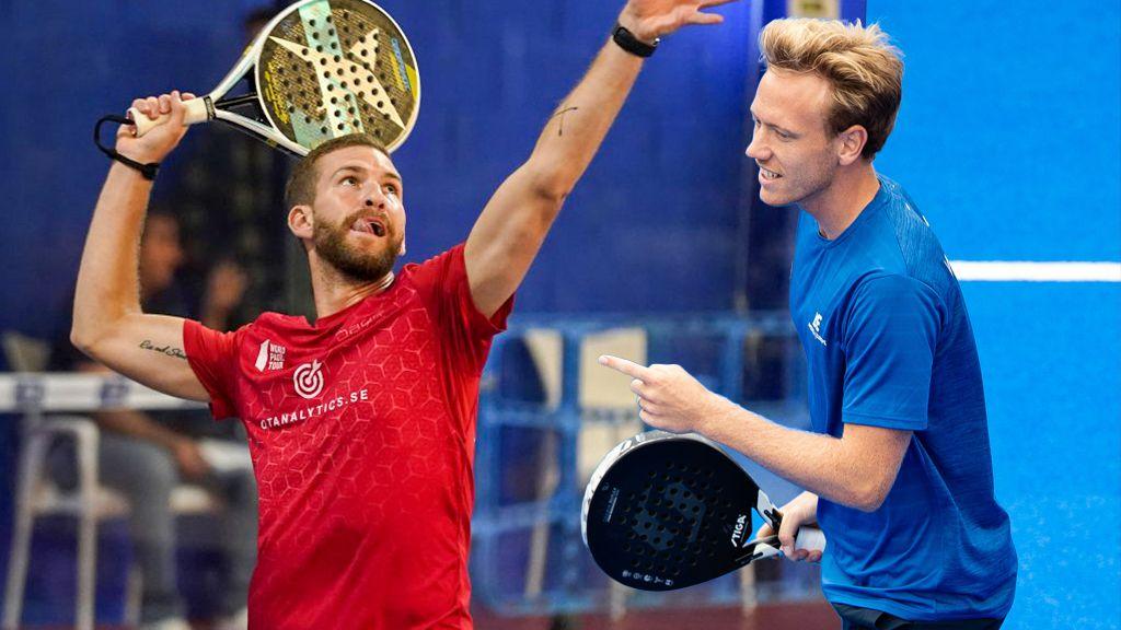 "Team Windahl/Andornino utslaget ur Cordoba Open: ""Ännu en fantastisk turnering"""