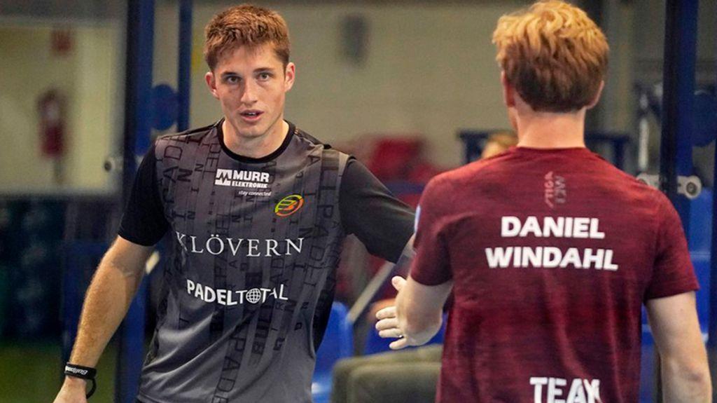 """Knutsson/Windahl utslagna: """"Kan vinna tre matcher i Previa"""""""