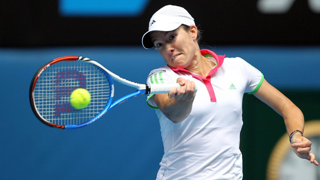 Tennislegendaren Justine Henin vill satsa på padel