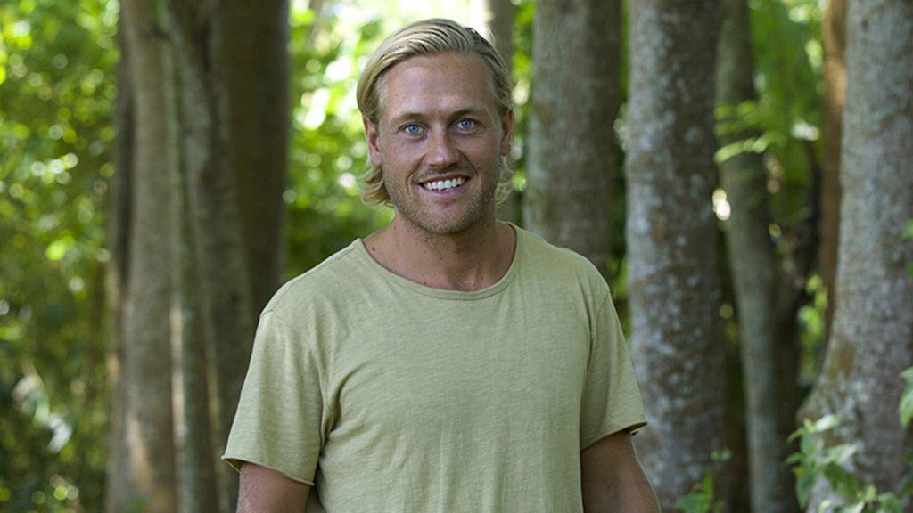 Jakob Johansson, medgrundare av Tampah Hills.