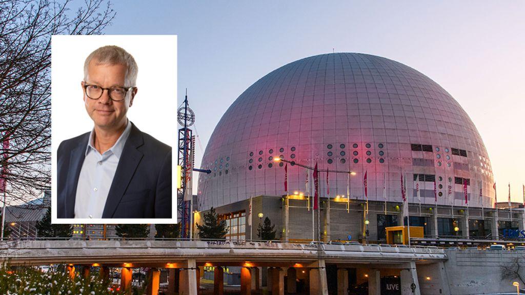 """Padelförbundet: """"Vore så klart en dröm med SM i Globen"""""""