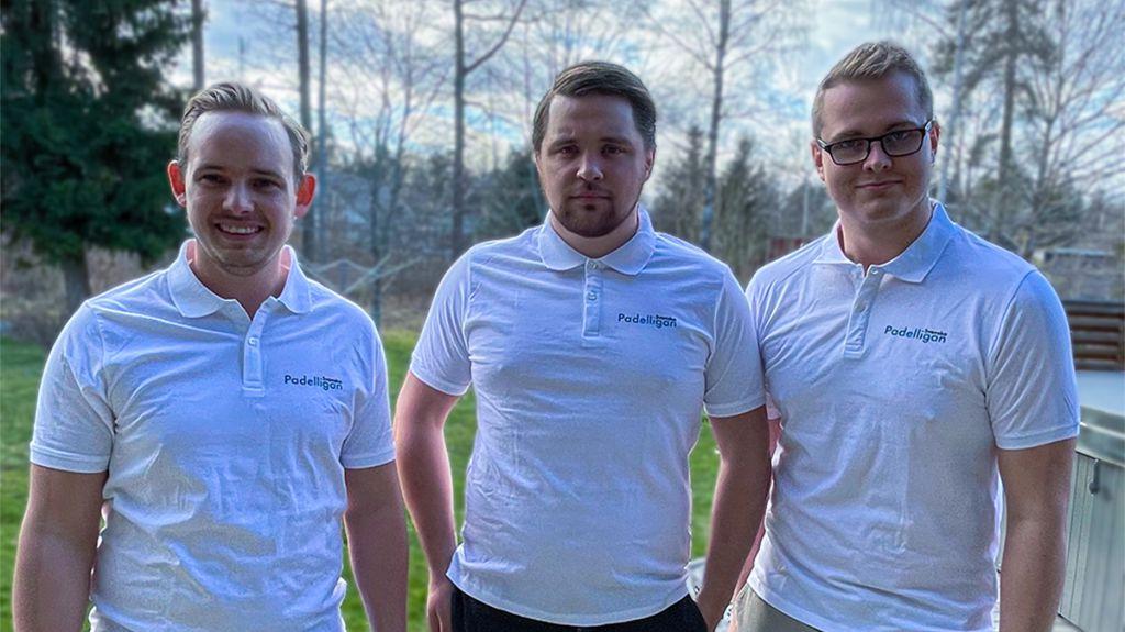 Svenska Padelligan — amatörtävlingen med 300 000 kronor i potten