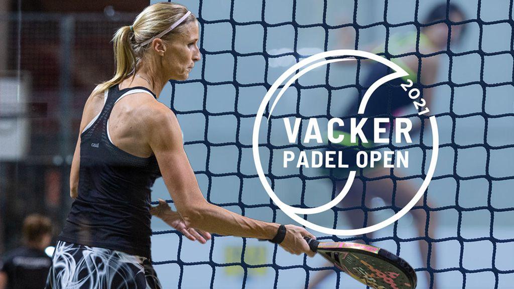 Så spelas Västsveriges största amatörtävling VACKER Padel Open