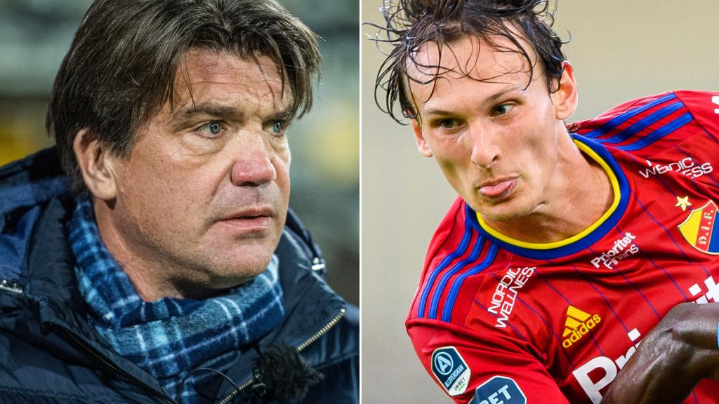 Efter succén - utländska klubbar jagar Hjalmar Ekdal