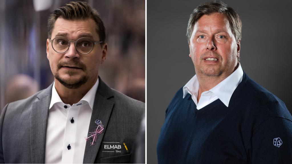 Björn Hellkvist och Thomas Johansson stannar i Leksand