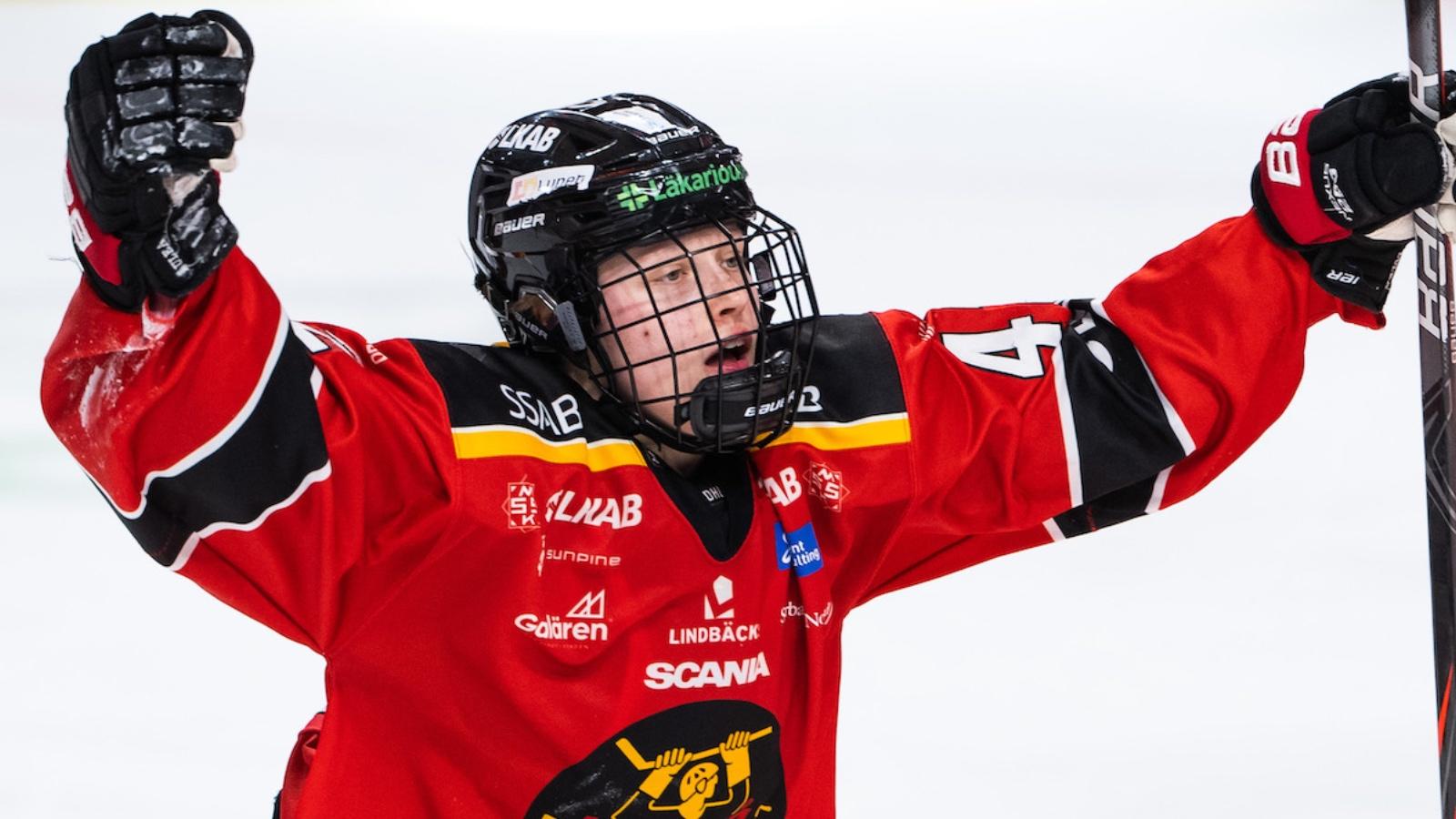 Stark seger för Luleå i toppmatchen mot Modo