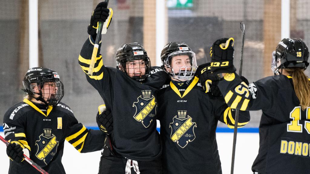 Viktig seger för AIK – utklassade jumbon