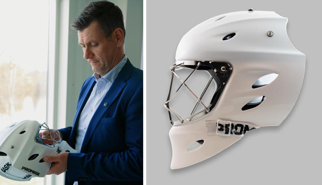 Efterlängtat produktsläpp för Promask och Jörgen Wikström