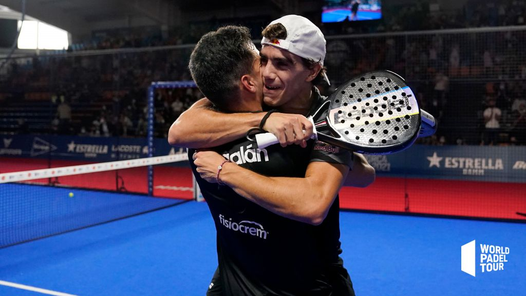 Lebron and Galan defend the title — win against Paquito and Di Nenno again