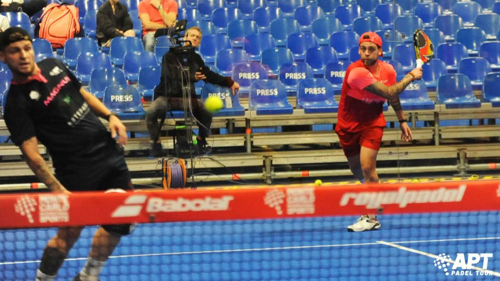 LIVE: Watch the quarter-finals from APT Padel Tour
