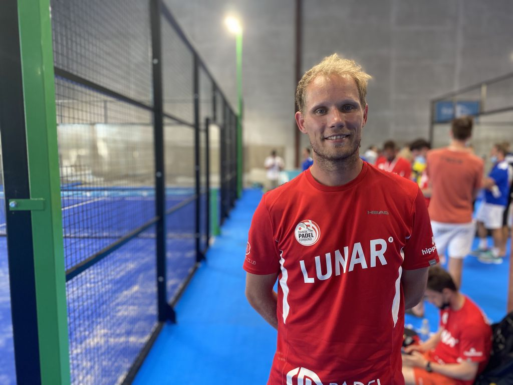 """He is unbeatable on Danish soil: """"I joked about having a WPT here"""""""