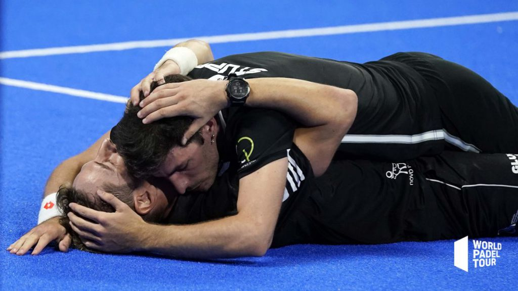 No big surprises in the men's quarter-finals — this is how the semi-finals will be played