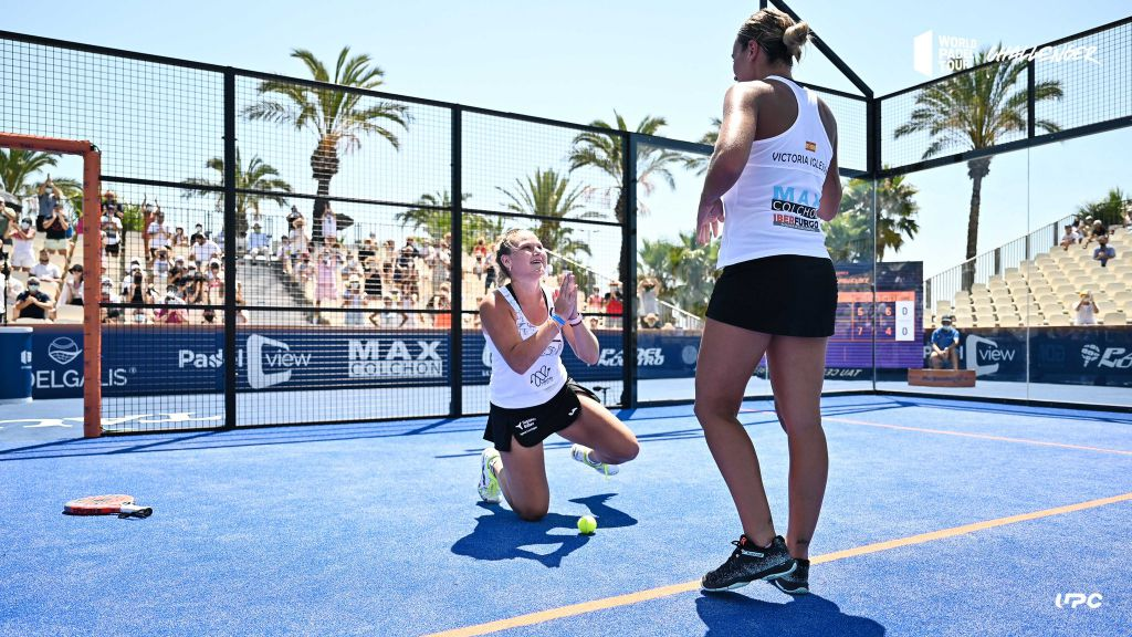 Osoro and Iglesias withstand the pressure to win the Marbella Challenger