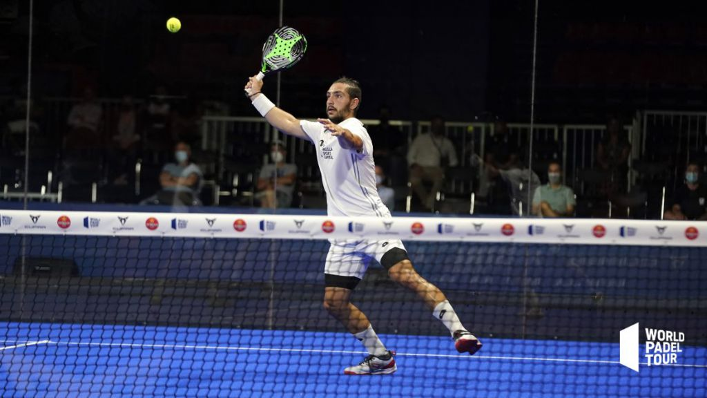 Reached the quarter-finals for the first time in Valencia — forced to withdraw Las Rozas Open
