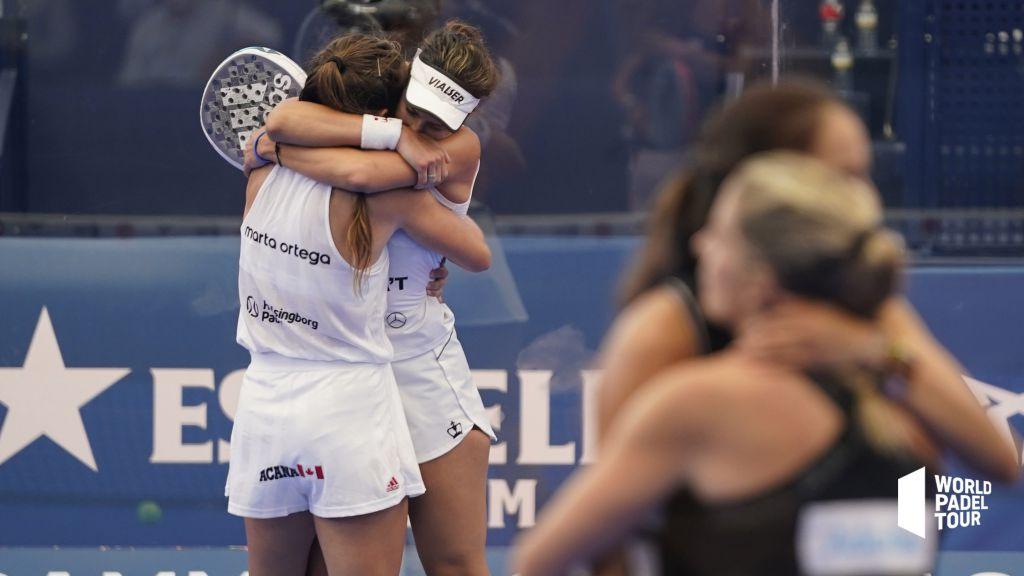 """""""Las Martas"""" won in tiebreak — here are the semi-final teams"""