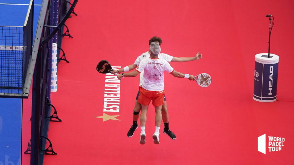 TV: Amazing point by Lamperti — three best points from the men´s Las Rozas Open