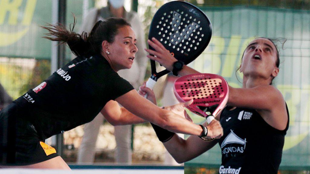 Portuguese surprise in Menorca — third-seeded pair eliminated