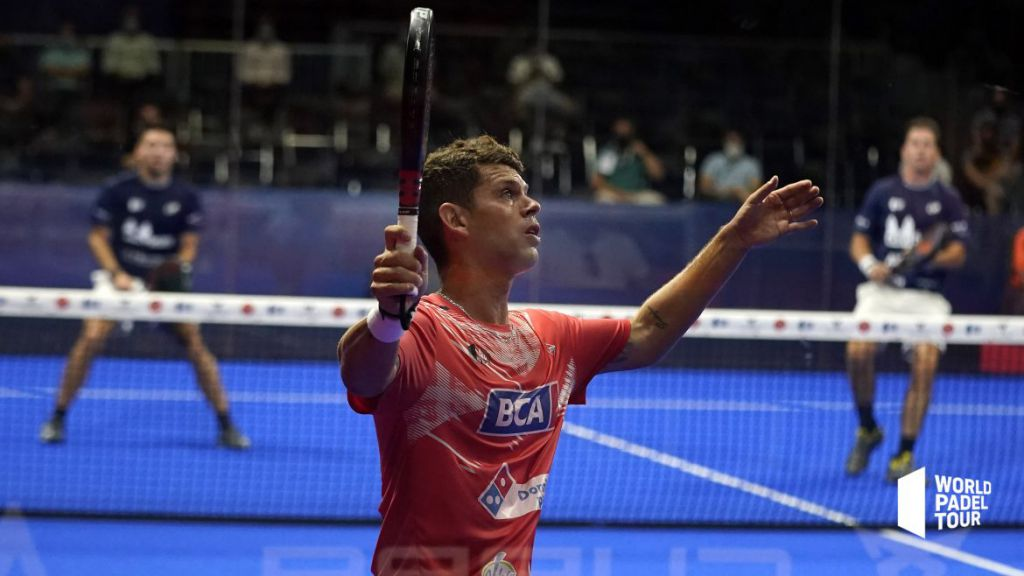 Moyano has tested positive for Covid — the new pair miss Las Rozas Open
