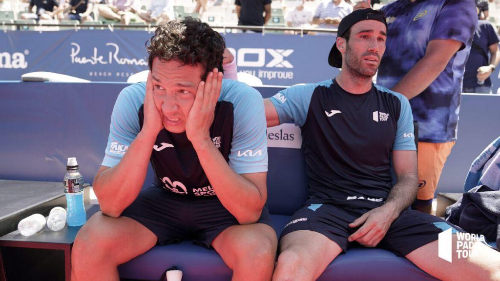 Javi Ruiz with Arturo Coello— here are the new teams for the Las Rozas Open